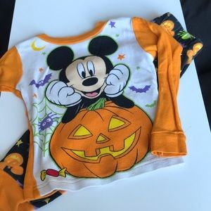 Other - Mickey Halloween pajamas